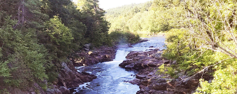 adirondack river